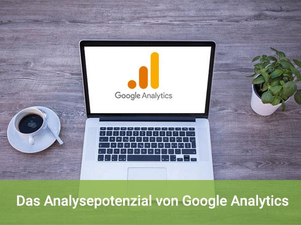 Google Analytics Potenzial